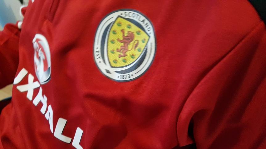 Scotland Squad TrainingDay