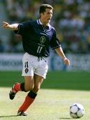 Soccer - World Cup France 98 - Group A - Brazil v Scotland